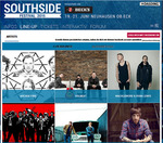17. Southside Festival 2015 Neuhausen ob Eck - am So. 21.06.2015 in Neuhausen ob Eck (Tuttlingen)