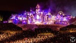 Tomorrowland 2017 - am So. 30.07.2017 in Boom (Belgien)