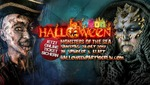 "NEON HALLOWEEN ""Monsters of the Sea"" am Samstag, 28.10.2017"