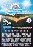 Helene Beach Festival 2018 - am Do. 26.07.2018 in Frankfurt (Oder) (Oder-Spree)