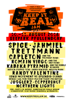 Keep It Real Jam 2018 Festival am Freitag, 10.08.2018