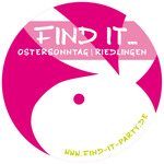 Find it... 2019 - am So. 21.04.2019 in Riedlingen (Biberach)