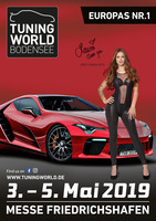 TUNING WORLD BODENSEE 2019 am Sonntag, 05.05.2019