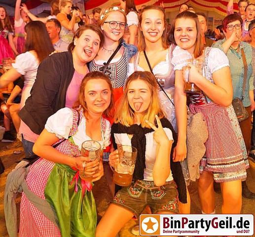 Bin Party Geil.De
